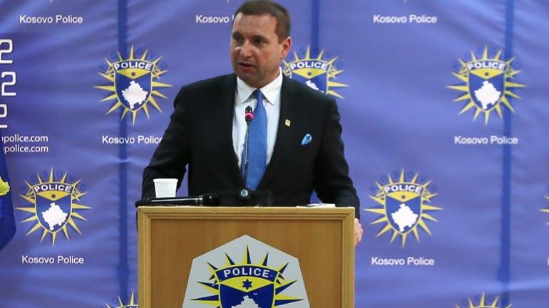 Ministri Sefaj mori vendim për ndarjen e mjeteve financiare për Policinë e Kosovës