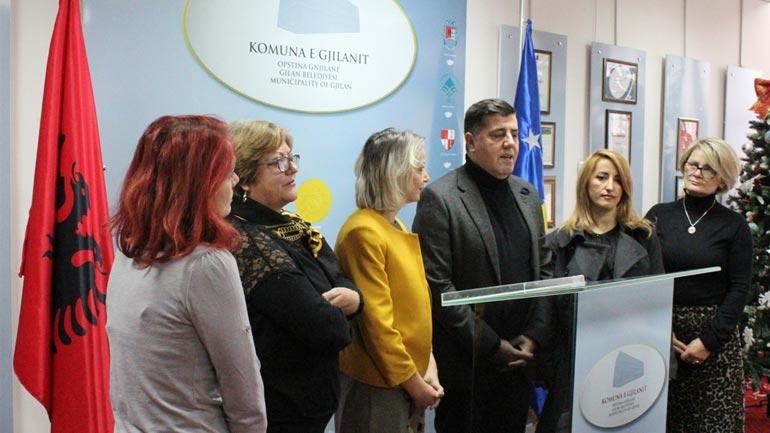 Gjilani do të ketë monument që paraqet kontributin e grave në peirudha të ndryshme