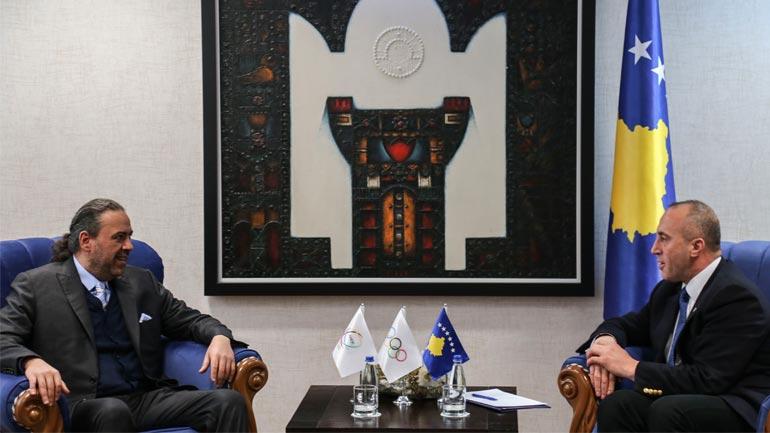 Bisedojnë për zhvillimin e sportit në Kosovë