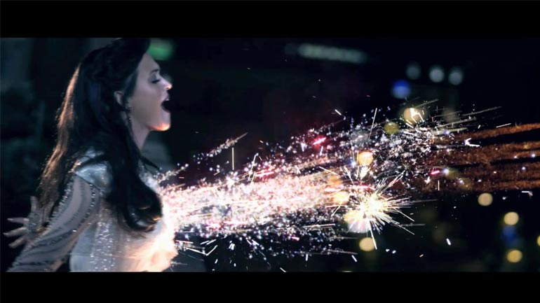 Katy Perry: Fishekzjarr (Firework)