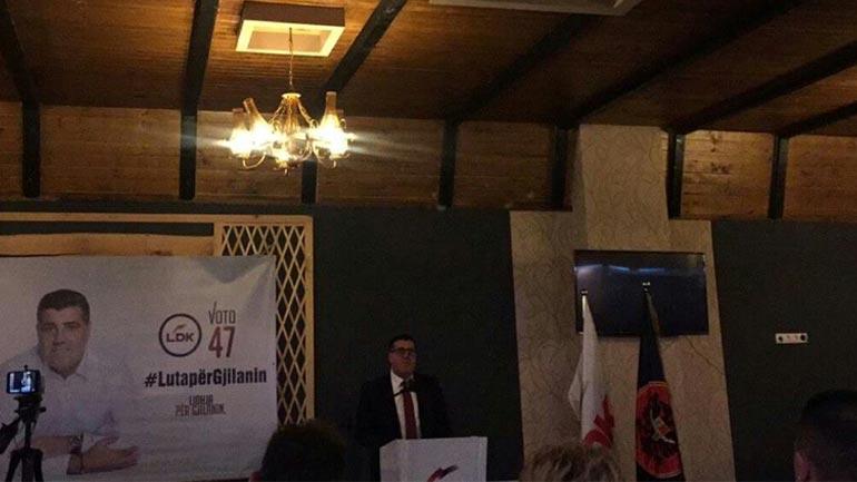 LDK e Gjilanit shënon 28-vjetorin e themelimit me Kuvend pune