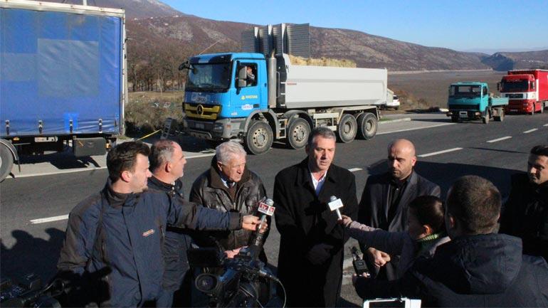 Gjilani dërgon kontigjentin e parë me ndihma në Shqipëri