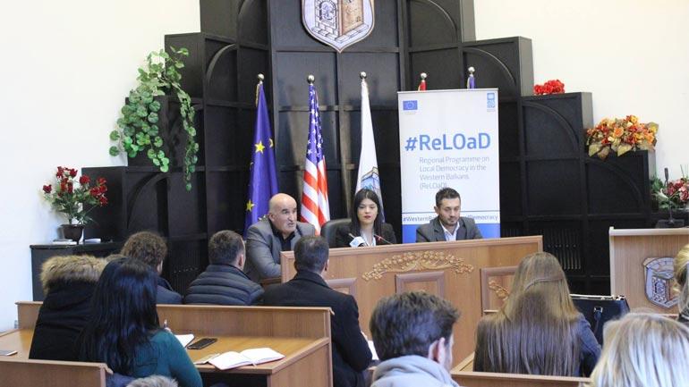 OJQ-të e Komunës së Vitisë shqyrtuan prioritetet e programit ReLOad