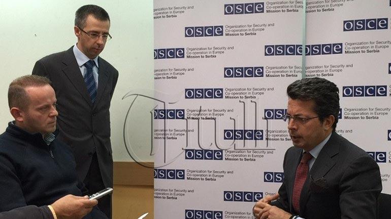 Orizio: Numri i shqiptarëve në drejtësi mundë të rritet në Bujanoc dhe Preshevë