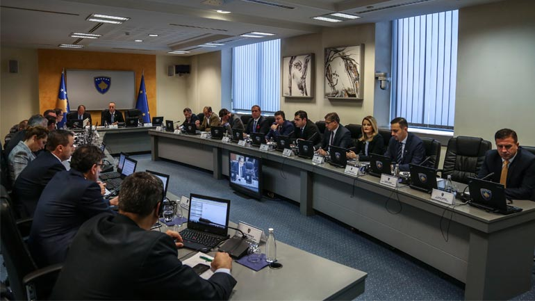 Qeveria: Pallati i Rinisë nga AKP t'i rikthehet Komunës së Prishtinës