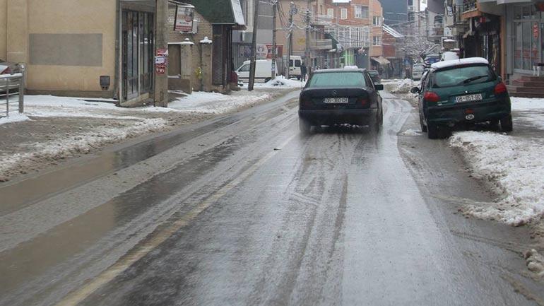 Të gjitha rrugët në Gjilan janë të hapura dhe të kalueshme