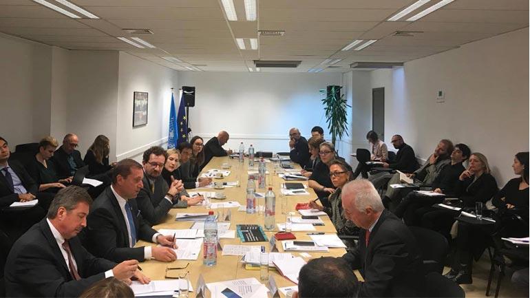 Ministri Sefaj po merr pjesë në konferencën e UNDP-së në Bruksel
