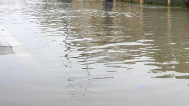 Kamenica e gatshme në rast të vërshimeve