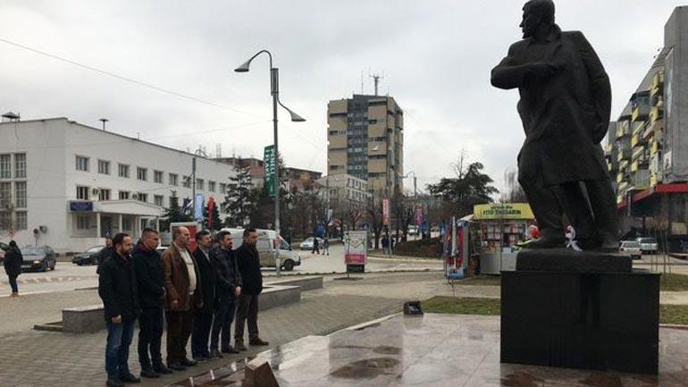 """Rexhep Mala e Nuhi Berisha u nderuan edhe nga LHK """"Ali Hadri"""" Dega në Gjilan"""