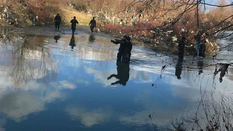 FSK-ja e gjen trupin e pajetë të Mustafë Haxhisë në lumin Erenik