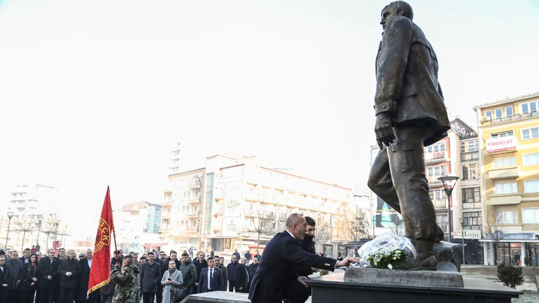 Nderi dhe lavdia u takon luftëtarëve të lirisë