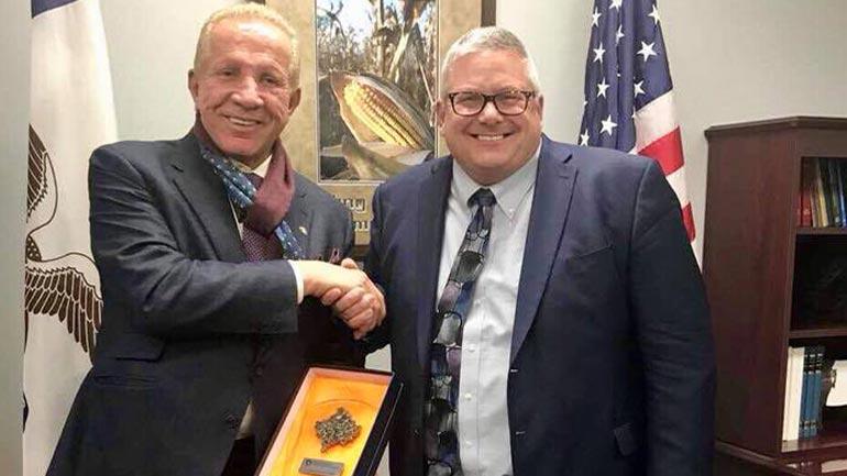 Kosova mund të përfitojë nga përvoja e shtetit të Iowa-s në zhvillimin dhe modernizimin e bujqësisë