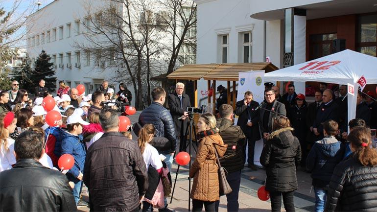 Haziri vlerëson lartë shërbimet emergjente të Gjilanit