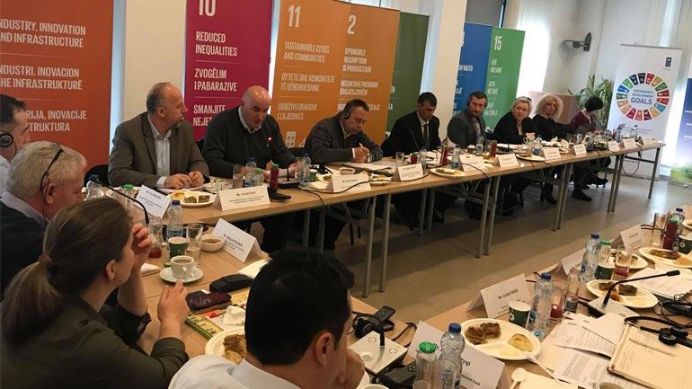 U mbajt mbledhja e dytë e bordit të projektit Zhvillimi i Integruar Territorial (InTerDev 2)