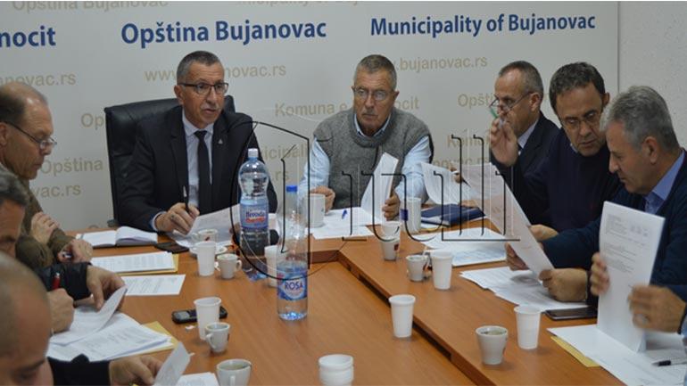 Këshilli Komunal i Bujanocit me transparencë negative
