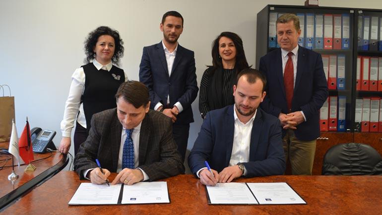 UKZ dhe Komuna e Kamenicës nënshkruajnë marrëveshje bashkëpunimi
