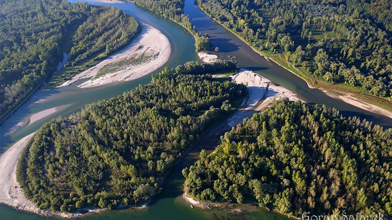 Kënetat dhe lumenjtë janë me rëndësi për të ardhmen e qëndrueshme të qyteteve tona