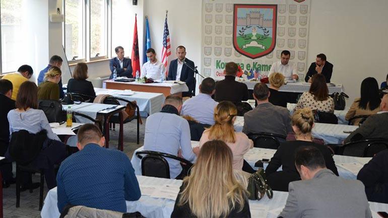 Kuvendi Komunal i Kamenicës aprovoi buxhetin për 2018-2020