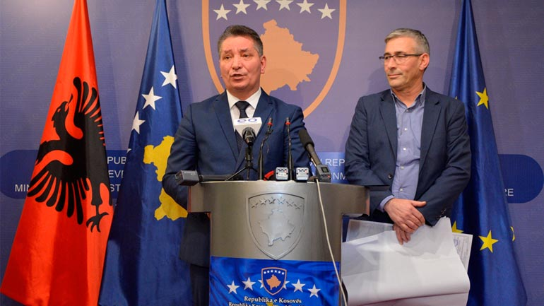 Ministri Pal Lekaj, shpalos detaje rreth projektit të autostradës Prishtinë-Gjilan
