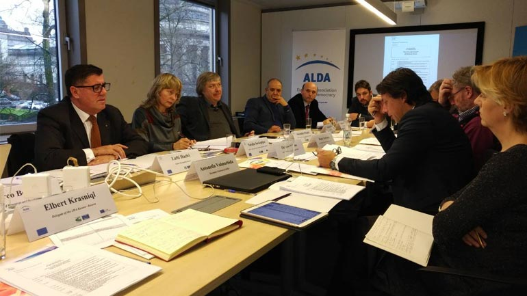 Haziri në Bruksel: Perspektiva europiane e Kosovës dhe e rajonit, është e pa-alternativë!