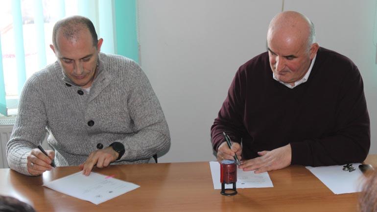 Nënshkruhet marrëveshja e bashkëpunimi me Projektin APR-Swiss Intercooperation