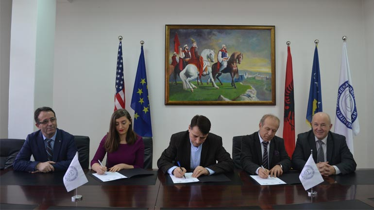 UKZ, OAK dhe NCSC kanë nënshkruar marrëveshje bashkëpunimi