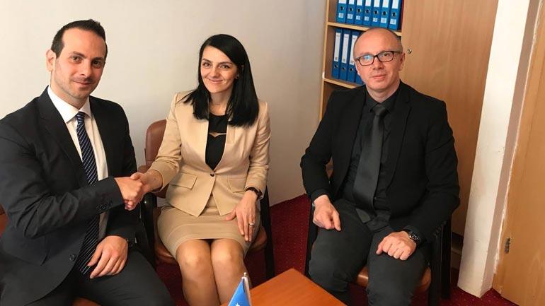 Gjilani e Luksemburgu me marrëveshje mirëkuptimi për orientim në karrierë të të rinjve