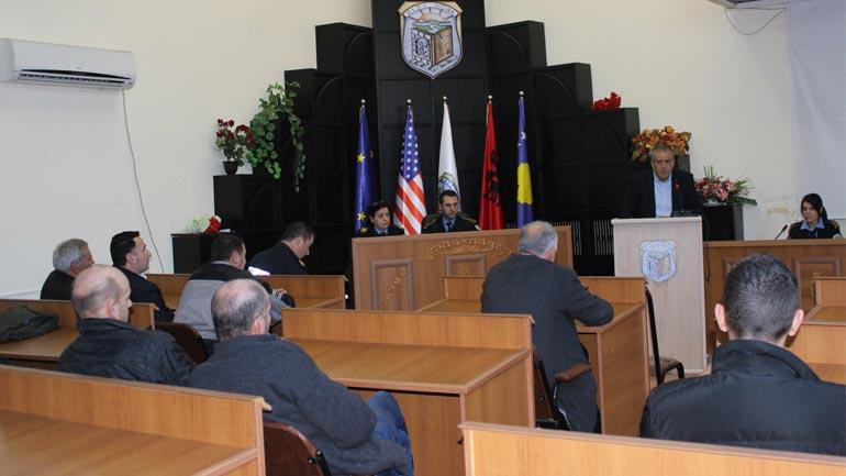 EVSB mbajti takim me përfaqësues të këshillave të fshatrave dhe të policisë