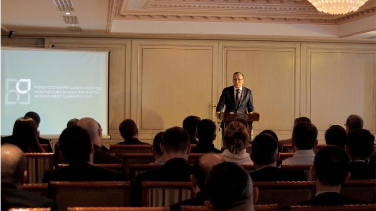 """Ministri Hamza: Lansimit i dritares """"Agro"""" i rëndësishëm për tregun në Kosovë"""