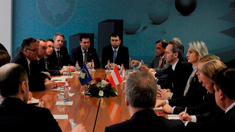 Ministria e Financave: Kosova mundësi e mirë për bizneset austriake për të investuar