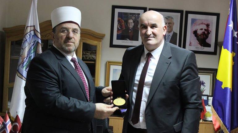 Kreu i Vitisë priti në takim kryetarin e BIK-ut