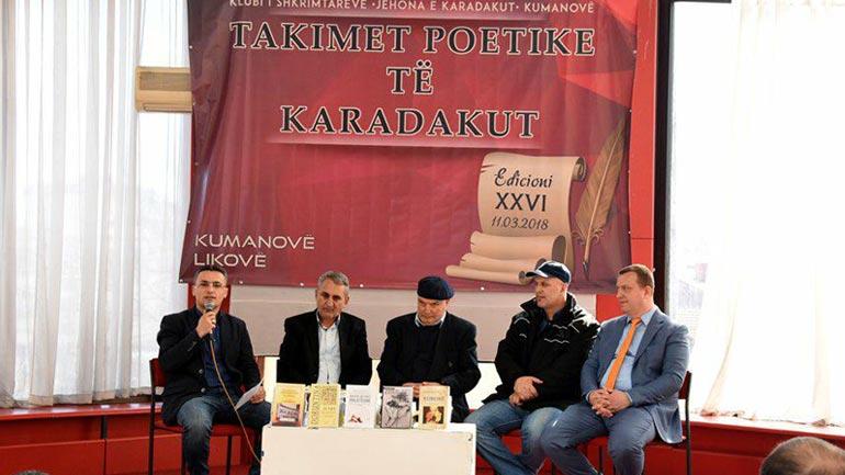 Festa e poezisë karadakiane në Kumanovë e Likovë