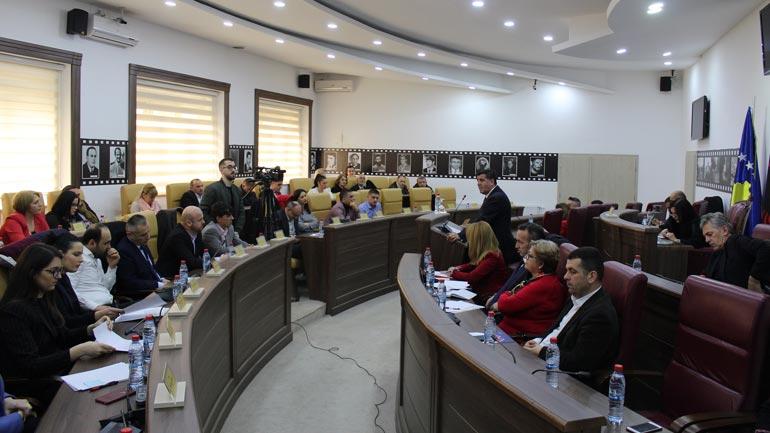 Haziri: Komuna e Gjilanit ka krijuar mekanizma të veçantë kundër dhunës ndaj grave