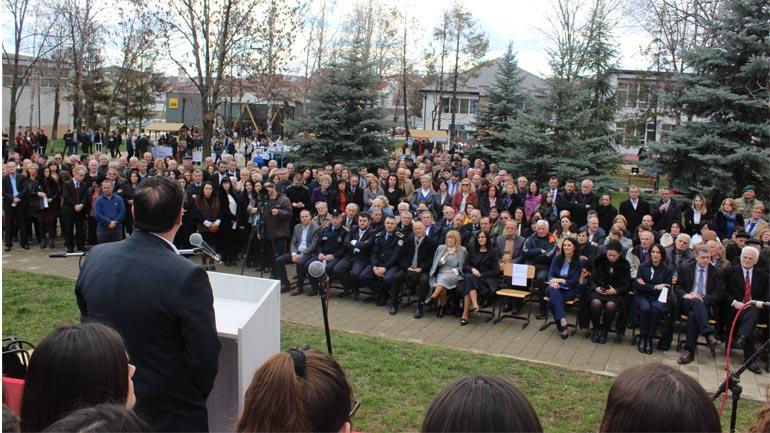 Gjilani shënon Ditën e Mësuesit