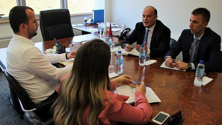 Përfaqësuesit e Institutit KLGI vizituan Kamenicën