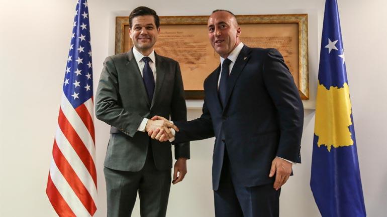 Haradinaj: Jemi të përkushtuar për miqësi të përhershme me SHBA-të
