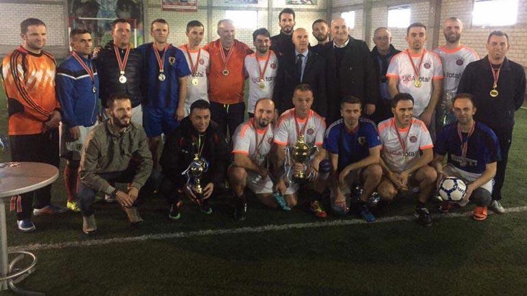 """SH.M.P.T """"Jonuz Zejnullahu"""" fitues i turnirit të 7 Marsit- Ditës së Mesuesit"""