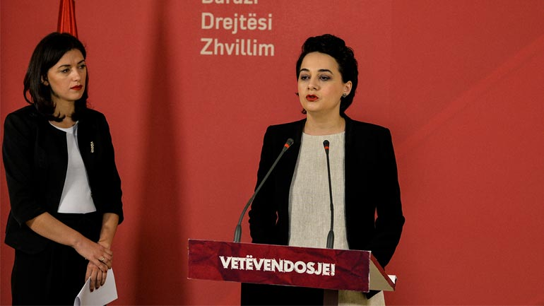 Vetëvendosje: Pa luftimin e korrupsionit dhe krimit të organizuar nuk ka liberalizim të vizave