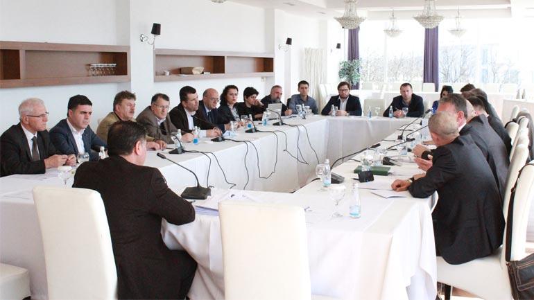 Gjilani nis workshop'in dyditor për riorganizimin e administratës dhe të shërbimit civil