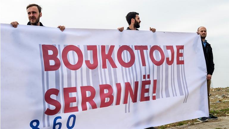 Vetëvendosje: Bojkotoje Serbinë!