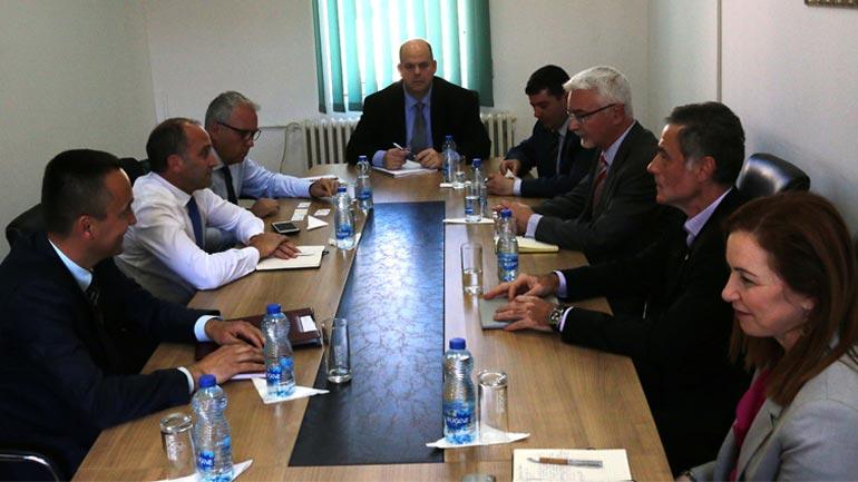 Kompania kanadeze interesohet për zinkun e Kosovës