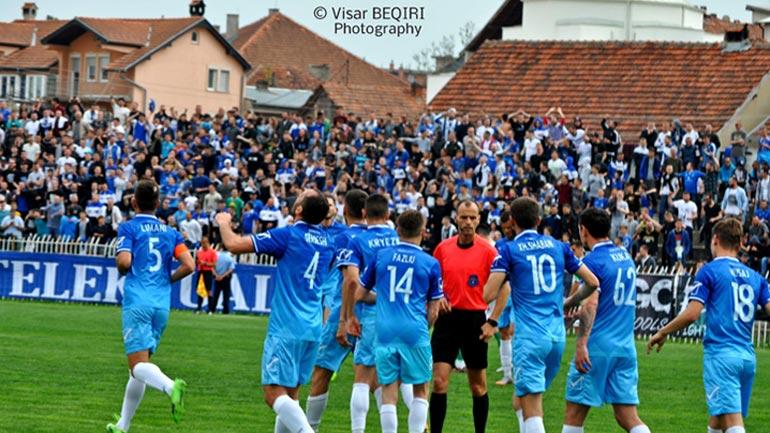 Drita e pafat, eliminohet nga Kupa e Kosovës