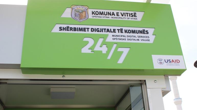Lëshohet në funksion E-Kiosku në Pozheran