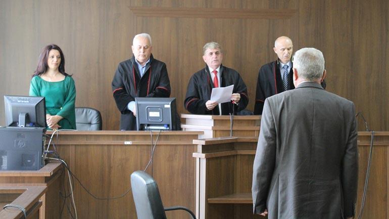 Shqiptohet dënim me burgim dhe gjobë për veprën penale marrje ryshfeti