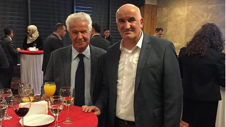 Haliti mori pjesë në 10 vjetorin e themelimit të Qendrës Kosovare për Studime të Sigurisë