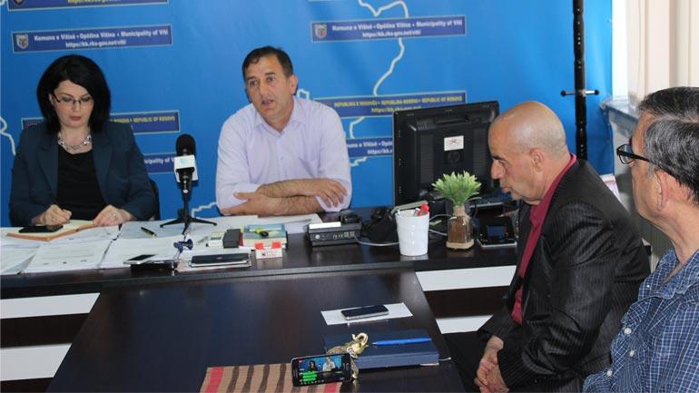 Ahmeti: Në Viti asnjë rast i mishit të dyshimtë nuk është hasur në këtë tremujor