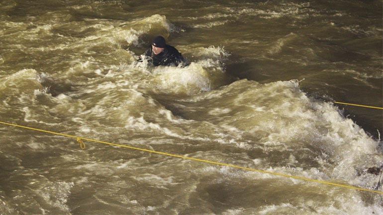 Nga njësitë e kërkim shpëtimit u gjet trupi i pajetë i policit Malsor Dashi