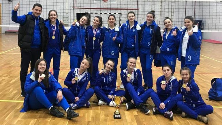 KV Drita – juniorët, kampione të Kosovës, ndërsa seniorët të parat në tabelë
