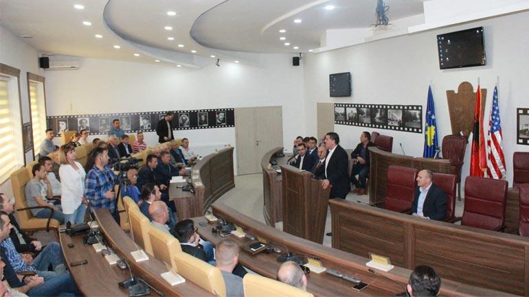 Në Gjilan vlerësohet lartë Ligji për Sponsorizime si mundësi e madhe për komunitetin e sportit dhe biznesit
