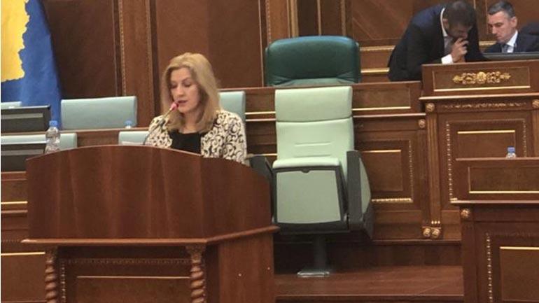 Kajtazi: Deputetët e Anamoravës nga LVV dhe PDK, refuzuan të votojn marrëveshjen për huamarrje nga BERZH-i për Gjilanin